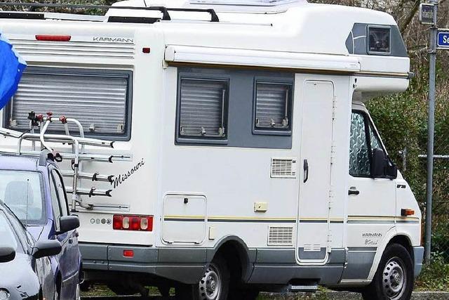 An den Pkw angehängt: Wohnwagen in Lörrach-Hauingen gestohlen