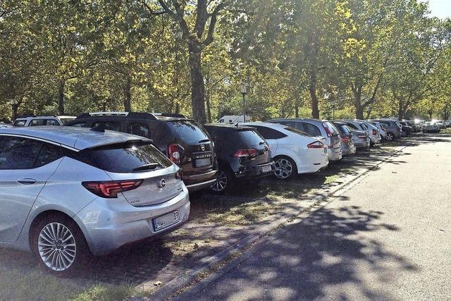 Parkplatznot im Kurgebiet