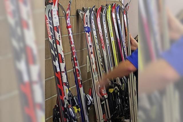 Mit dem Skiclub in St. Blasien