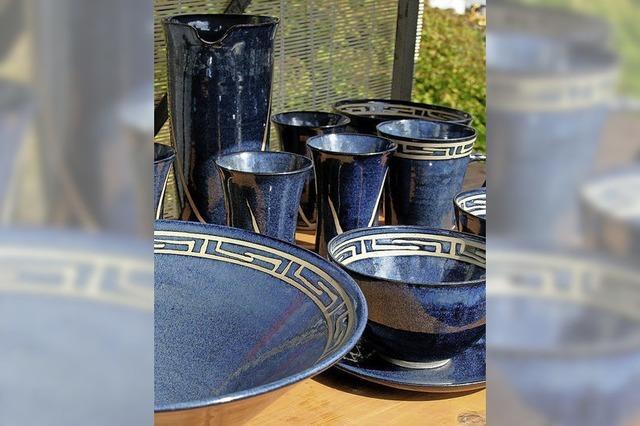 Porzellan, Steinzeug und Keramik