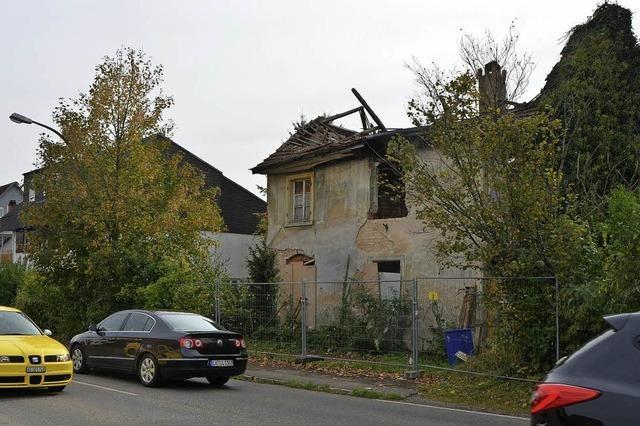Terrassenhäuser nach Plan