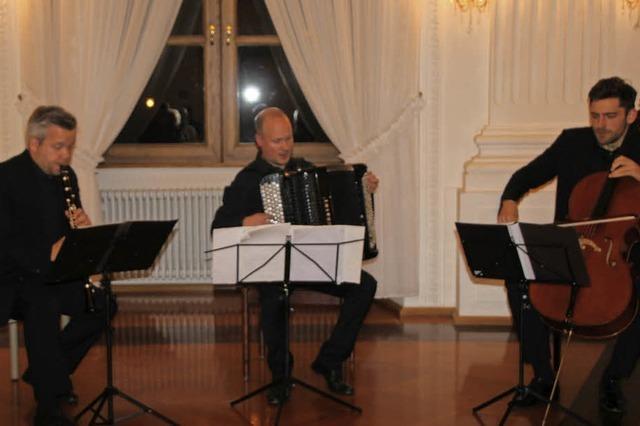 Klassische Werke im Tangotakt