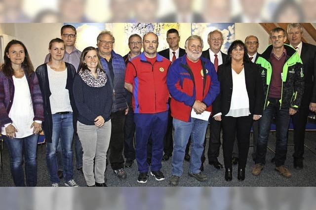 Sparkasse spendet 4400 Euro an Todtmooser Vereine