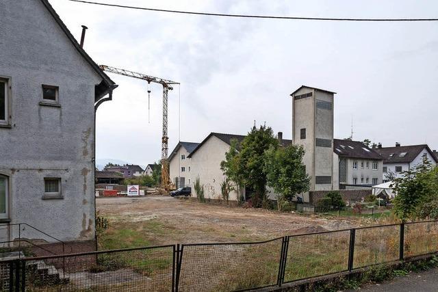 Baubeginn in Sichtweite