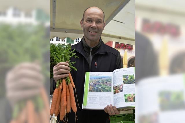Gemüsedorf findet Weg ins Schulbuch