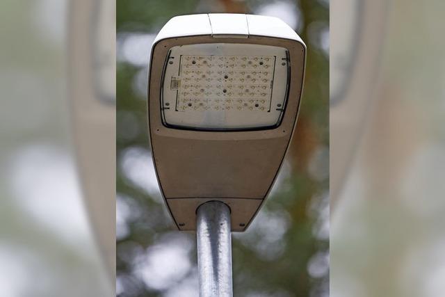 LED-Licht für Welmlingen
