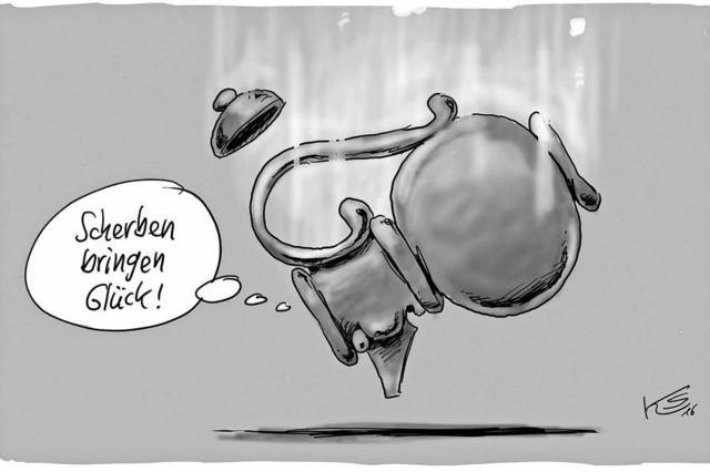 Kaiser's letzte Hoffnung …