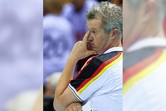 Friedrichshafens Trainer sieht seinen Job als
