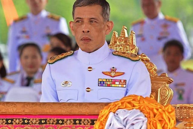 Ist der Kronprinz als Staatsoberhaupts geeignet?