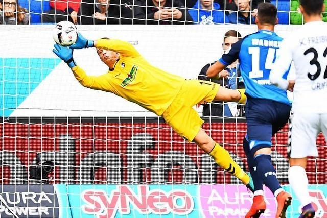 SC Freiburg verliert verdient mit 1:2 gegen Hoffenheim