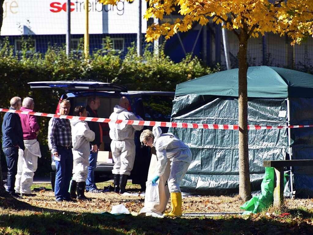 Freiburg Tote Frau