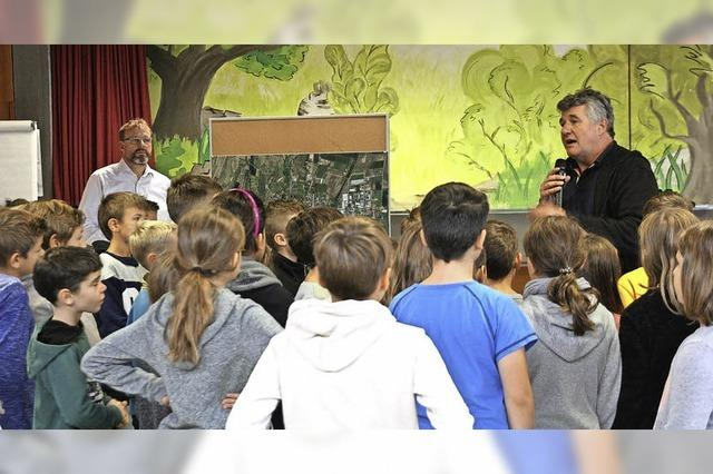 Bahlingens Kinder und Jugendliche wollen sich an der Kommunalpolitik beteiligen