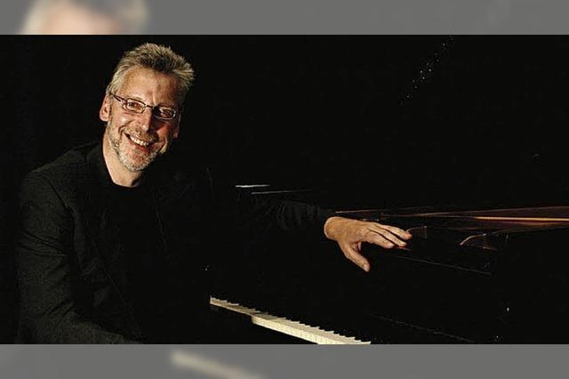Das Axel-Kühn/Helmut-Lörscher-Quartett beim Jazzkongress
