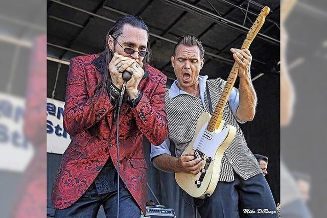 Doug Demin & the Jeweol Tones in Emmendingen