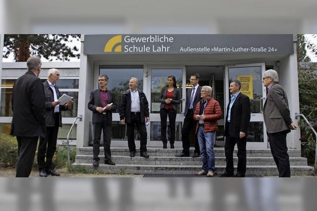 Sanierung der Außenstelle der Gewerblichen Schule wird drei bis acht Millionen Euro kosten