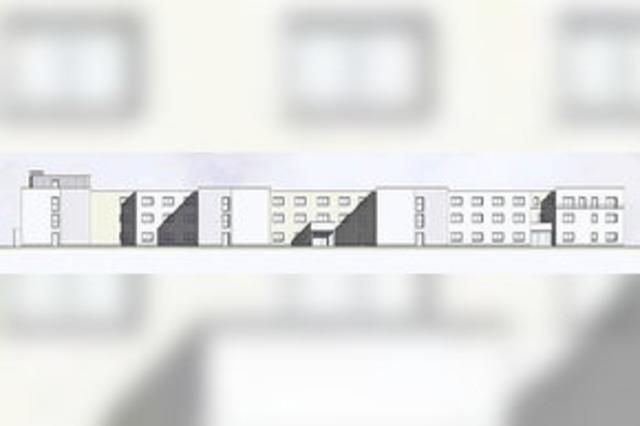 Neues Pflegeheim mit 100 Plätzen wird im Stadtteil Kreuzschlag gebaut