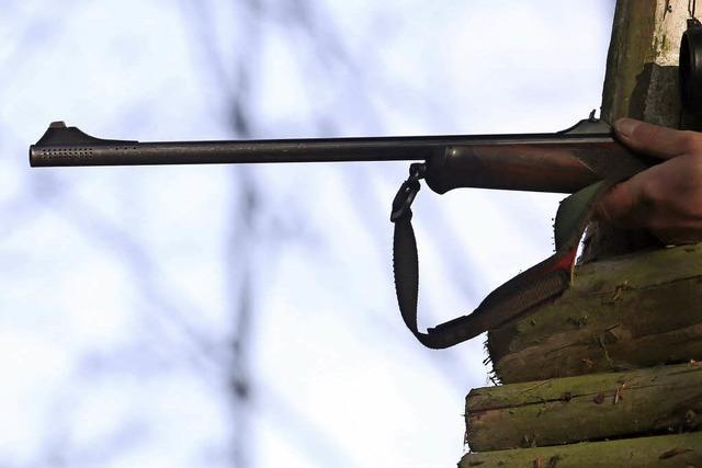 Jagdgewehr im Auto als Grenzfall