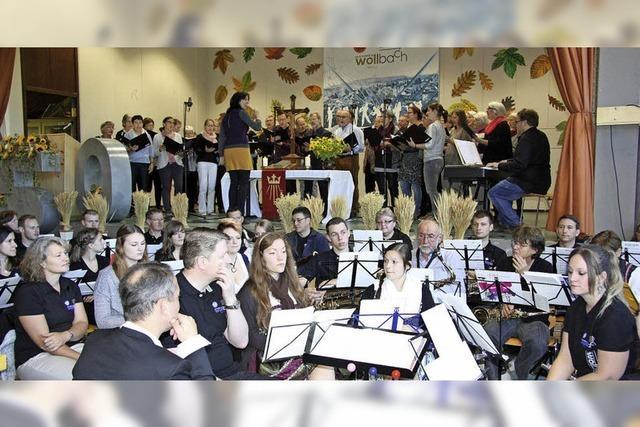 Fulminantes musikalisches Fest