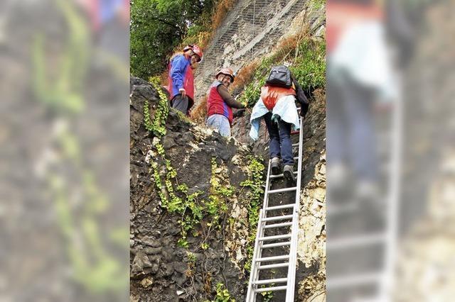 Bergwacht Istein freut sich auf Landesförderung