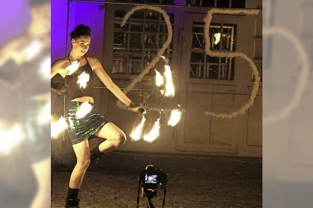 So hat das Kunstfest Kesselhaus seinen 25. Geburtstag gefeiert