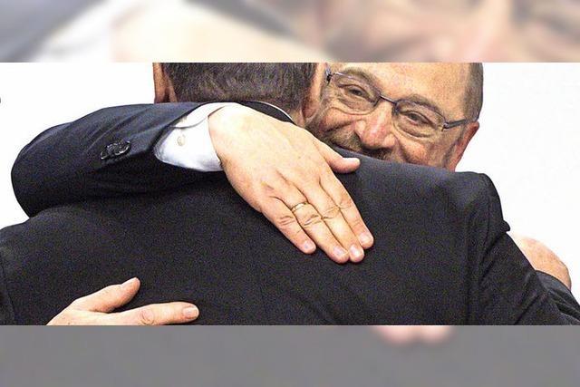 Martin Schulz steht als Kanzlerkandidat der SPD hoch im Kurs