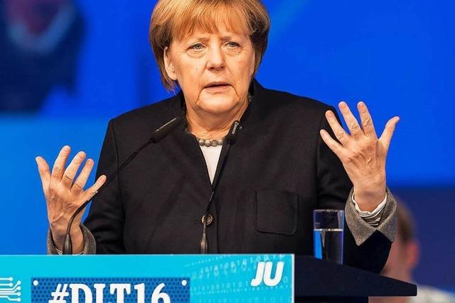 Wie können sich Merkel und Seehofer wieder annähern?