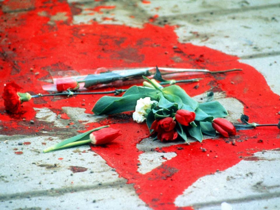 Vier Menschen sind seit 2014 in Freiburg umgebracht worden.  | Foto: dpa