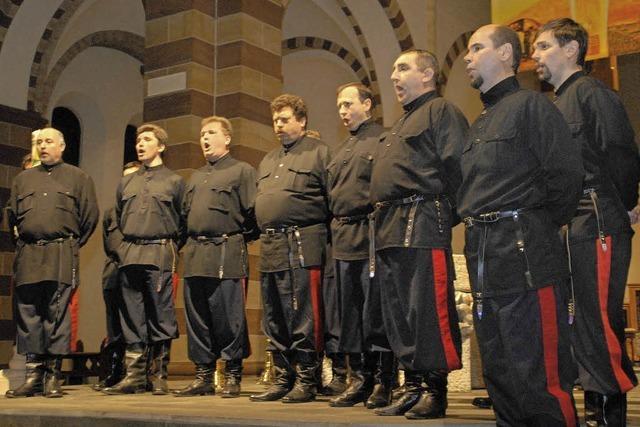 Jubiläumskonzert 150 Jahre MGV Reichenbach in der Kirche St. Stephab