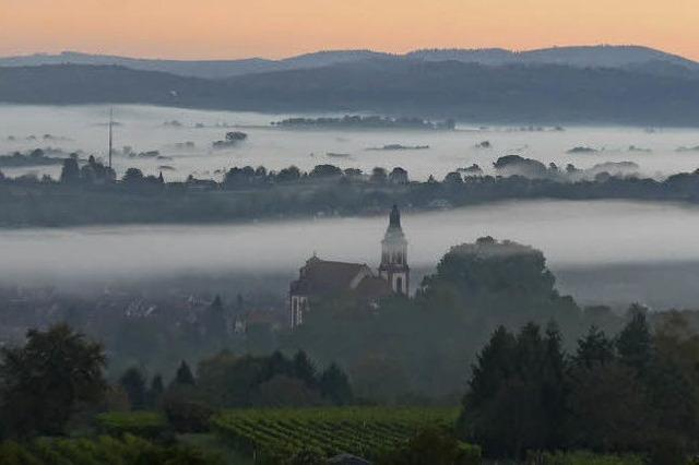 Ettenheim am frühen Morgen