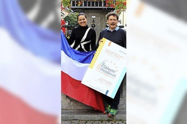 Zwei Städte feiern ihre Freundschaft