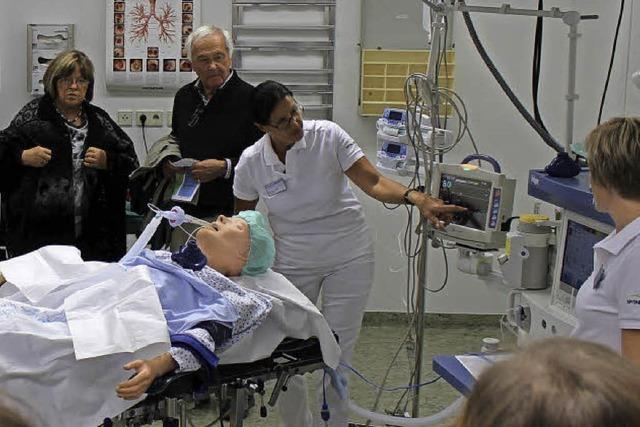 Anästhesie zum Anfassen