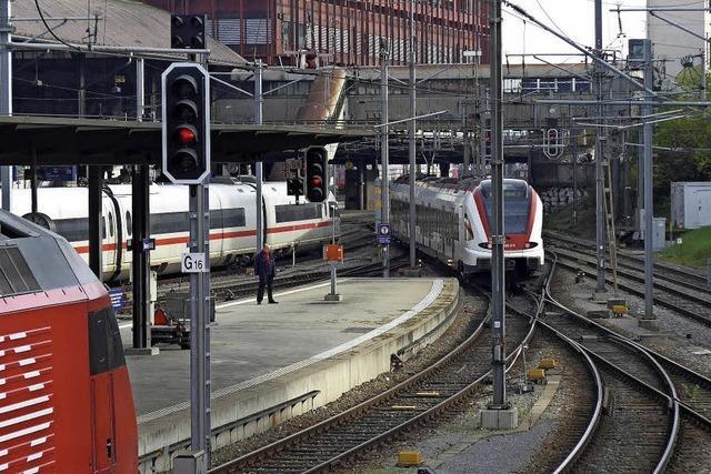 Gerät S-Bahn-Basel ins Hintertreffen?