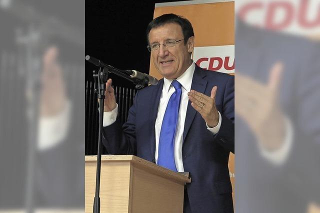 CDU stimmt auf den Wahlkampf ein