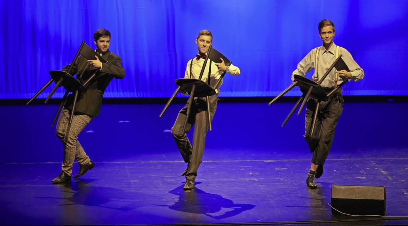 Insbesondere die Tanzeinlagen beeindruckten die Jury.  | Foto: Ulrike Vogt