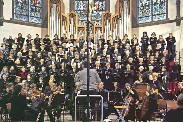 Kantorei und Kammerorchester