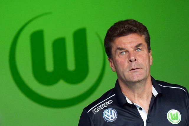 VfL Wolfsburg trennt sich von Dieter Hecking