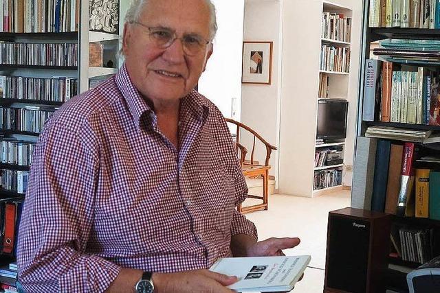 Klaus Lauer erhält den Musikpreis des