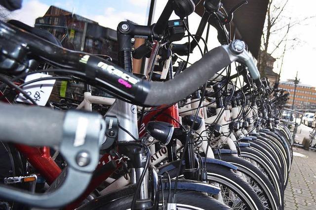 Schlechtes Zeugnis: Lörracher Polizei beanstandet viele Fahrräder von Schülern