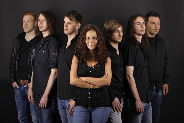 Schüeer und Lehrer der Städtischen Musikschule Waldkirch in Gutach