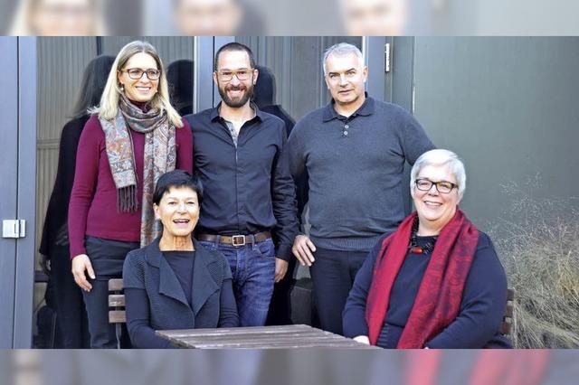 Elisabeth Fünfgeld ist neue Vorsitzende des Theater- und Kulturvereins Kumedi