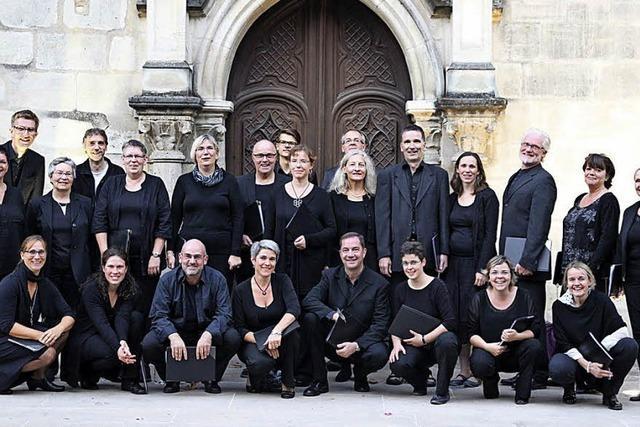 Vocalconsort Bad Säckingen gibt Konzert in der Pfarrkirche Dachsberg-Hierbach