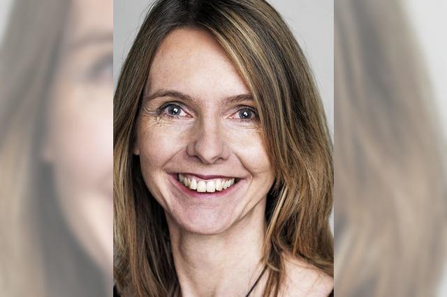 Eva Almstädt mit