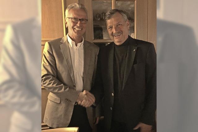 Neues Domizil und neuer Präsident bei Kiwanis