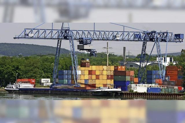Rheinhäfen wollen ihre Kapazitäten besser nutzen