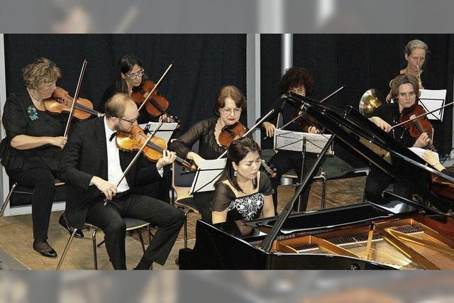 Packender Orchesterklang und brillante Solisten