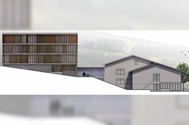 Freiburger Architekten belegen Rang eins bei Erweiterung der Gemeinschaftsschule