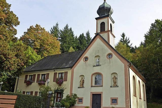 Die Kirchzartener Giersbergkapelle: Kleinod badischer Wallfahrtsorte