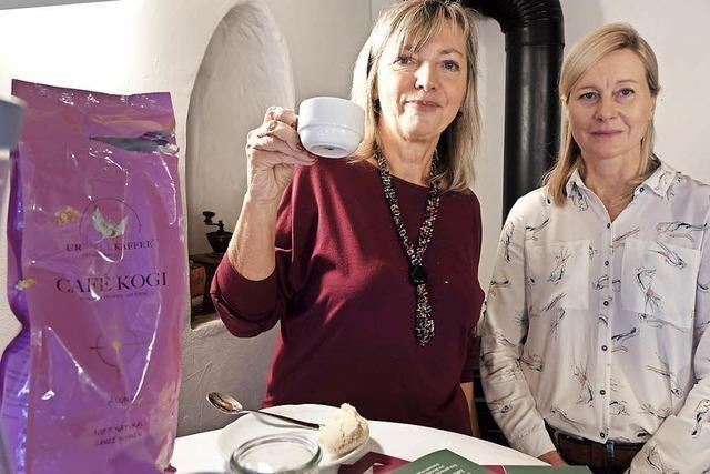 Café global macht Geschmack auf Kolumbien