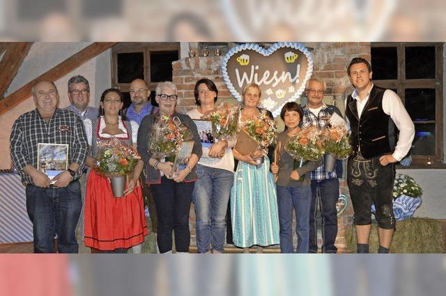 Treue Mitarbeiter sind das beste Kapital der Bürstenfabrik Maier