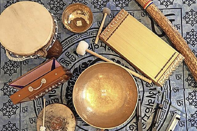 Musik hören und spüren in Waldkirch